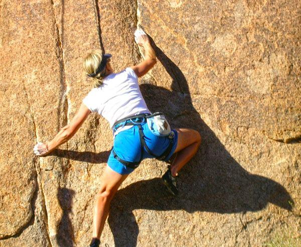 Black Diamond Rock Climbing Shoes