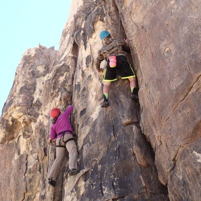 Joshua Tree Rock Climbing - Private Guiding