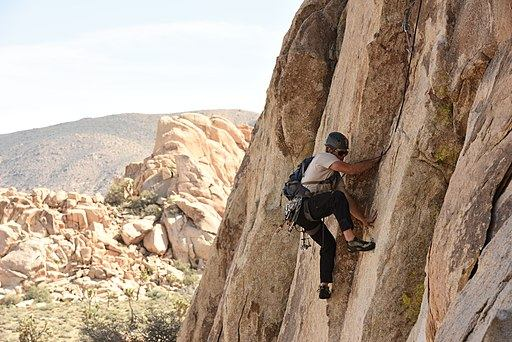 joshua tree rock climbing tips