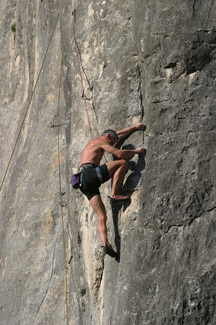 climbing workout