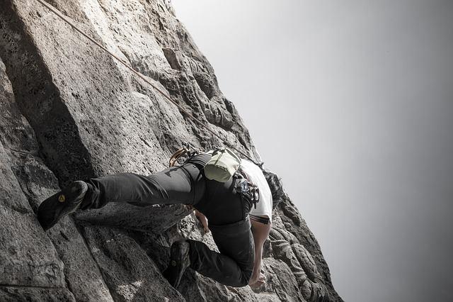 joshua tree rock climbing training