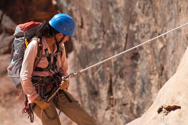 rock climbing wear